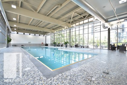 WestOne - Access To The Indoor Lap Pool & Jacuzzi at 11 Brunel Court.