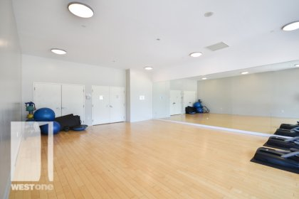 WestOne - Access To The Yoga Studio at 11 Brunel Court.