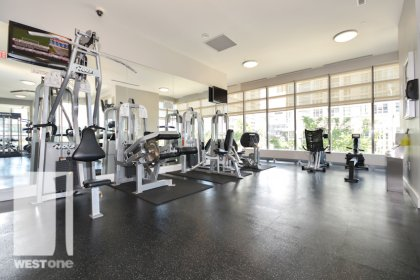 WestOne - Access To The Fitness / Weight Areas at 11 Brunel Court.