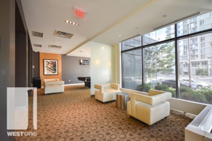 WestOne - Access To The Lounge Area at 11 Brunel Court.