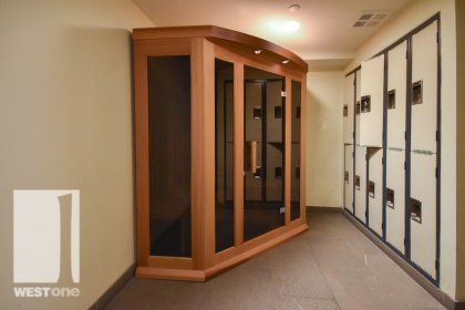 WestOne - Access To The 27th Floor Sky Lounge Sauna at 11 Brunel Court.