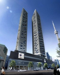 Welcome To The Harbour Plaza Condominiums at 100 Harbour Street.
