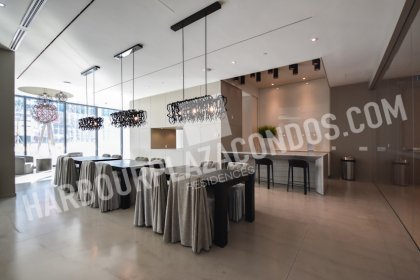 100 Harbour Street - West Tower - Party Room