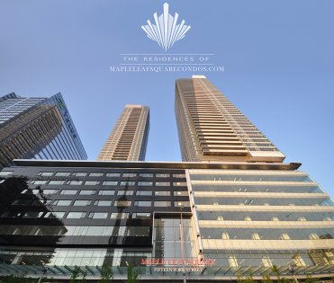 Maple Leaf Square Condominiums At 55 Bremner Blvd.