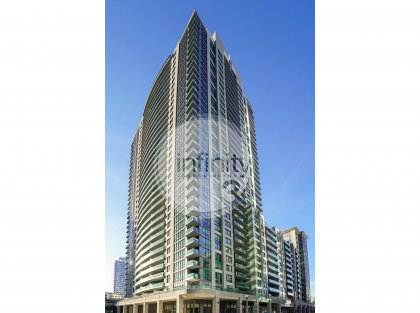 Welcome To The Infinity 3 Condominiums At 19 Grand Trunk Crescent.