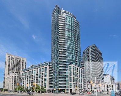 Welcome To The Malibu Condominiums At 600 Fleet Street.