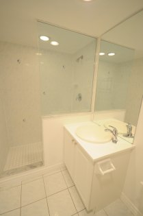 4-Piece Main Bath With Tub & Separate Shower.
