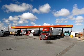 Fresno Truck Center >> Virtual Tour of 8685 Highway 395, Hesperia, California - Travel Center - TourVista