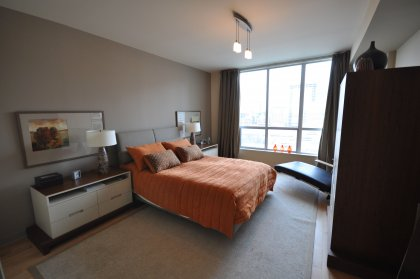 Master Bedroom Overlooking The Parc & CN Tower