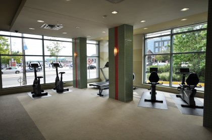 Indoor Fitness & Weight Area