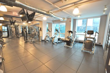 State-Of-The-Art Fitness & Weight Equipment With 4 Plasma TV's.