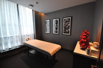 State-Of-The-Art Spa Serviced With 2 Private Massage Rooms.