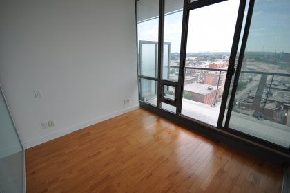 With Walk-out to large balcony.