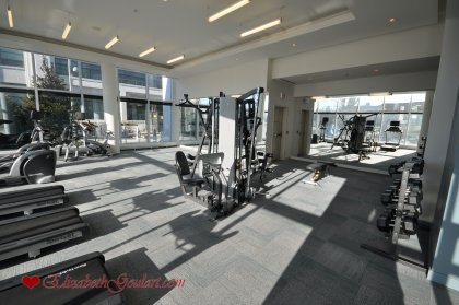 Fitness & Weight Room.