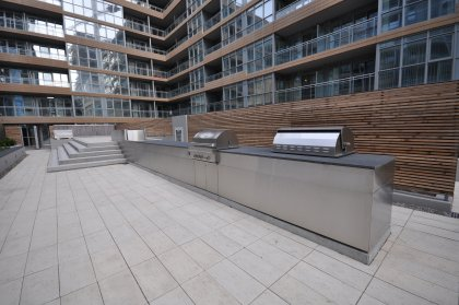Direct Access From Your Terrace To The 2nd Floor Patio & Outdoor BBQ's.