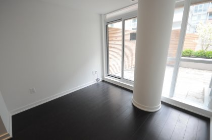 With Walk-Out To The Large & Private Terrace.