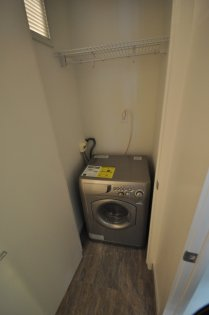 With Ample Above Storage Area.