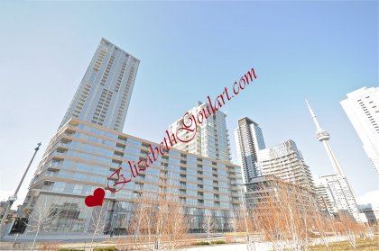 Welcome To Parade at CityPlace.<br><br>Steps To Toronto's Harbourfront, CN Tower, Sobey's & Union Station