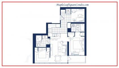 Suite Floor Plan.