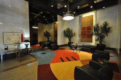 Ground Floor Lobby Area.