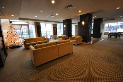 2nd Floor Amenities. Private Party Room For Your Entertainment Uses With Full Kitchen.