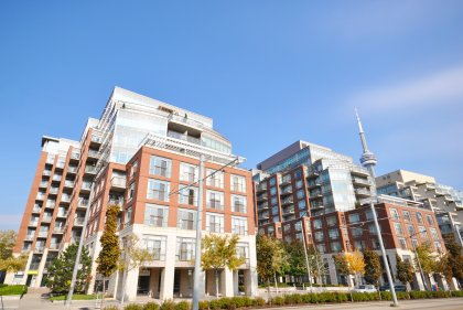 Welcome To The Prestigious Lake Front 5QQ Queens Quay Condominiums.