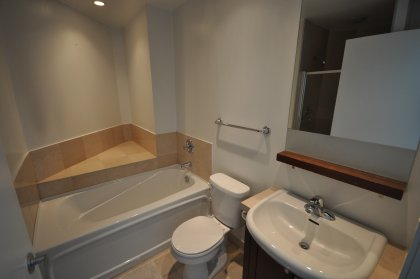 Main Bath With A 4-Piece & Separate Shower.