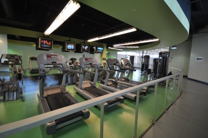 Gym & Fitness Area