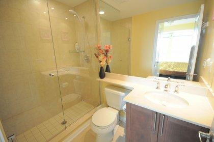 Master Bedroom 3-Piece Ensuite With Frameless Spa Like Shower.
