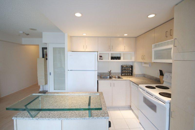 Heated Kitchen Floor