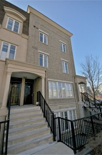 Welcome To The Liberty Village Townhomes. This Bright & Spacious 2 Bedroom Corner Unit Features Extra Windows Throughout.