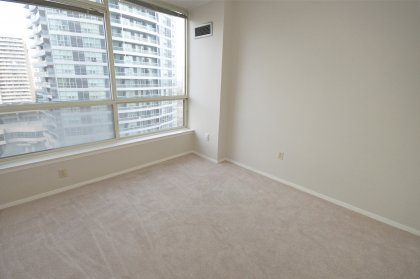 Spacious 2nd Bedroom With Double Closet Areas Facing The Park.