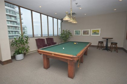 Billiard Room.