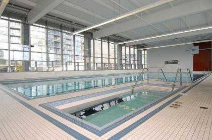 Indoor Lap Pool.