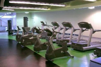 Fitness/Weight Area.