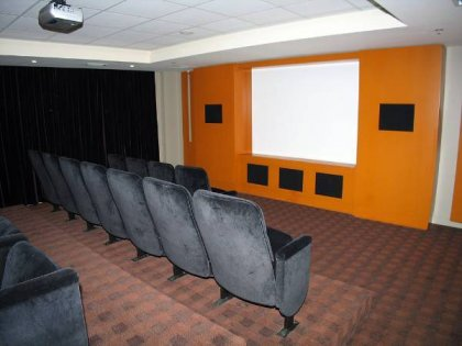 State-Of-The-Art Facilities Including Theatre Room.