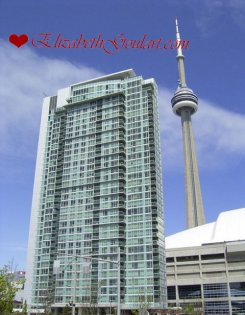 Welcome To The Optima Condominiums At CityPlace - 81 Navy Wharf Court. Just Steps To The C.N. Tower, Rogers Centre & Toronto's Harbourfront.
