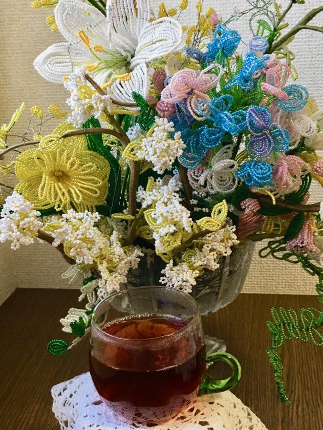 花祭りと甘茶