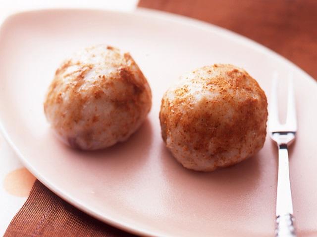 里芋の練りきり シナモン風味