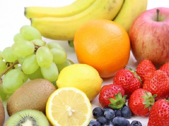 実りの秋に。果物の糖質ランキング
