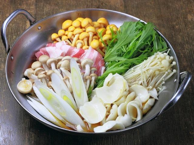 寒い季節に至福の時間。お鍋に美味しい「冬野菜」糖質ランキングの結果は?