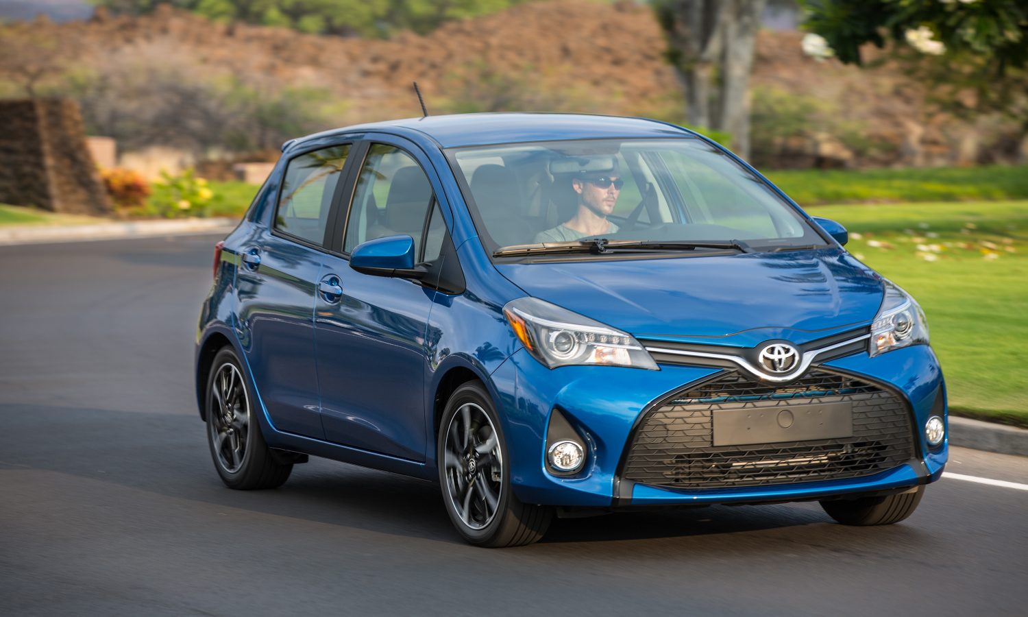2017 Toyota Yaris Puts Big Safety in a Small Car with Standard Toyota Safety Sense-C