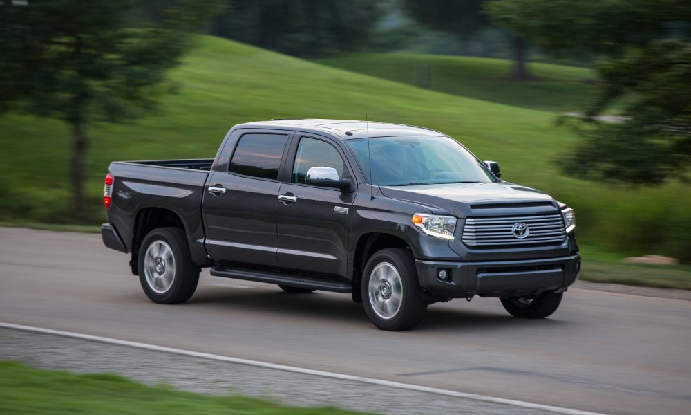 As Big as Texas, the Toyota Tundra is Brawny Everywhere, but Brainy and Comfortable Where It Counts