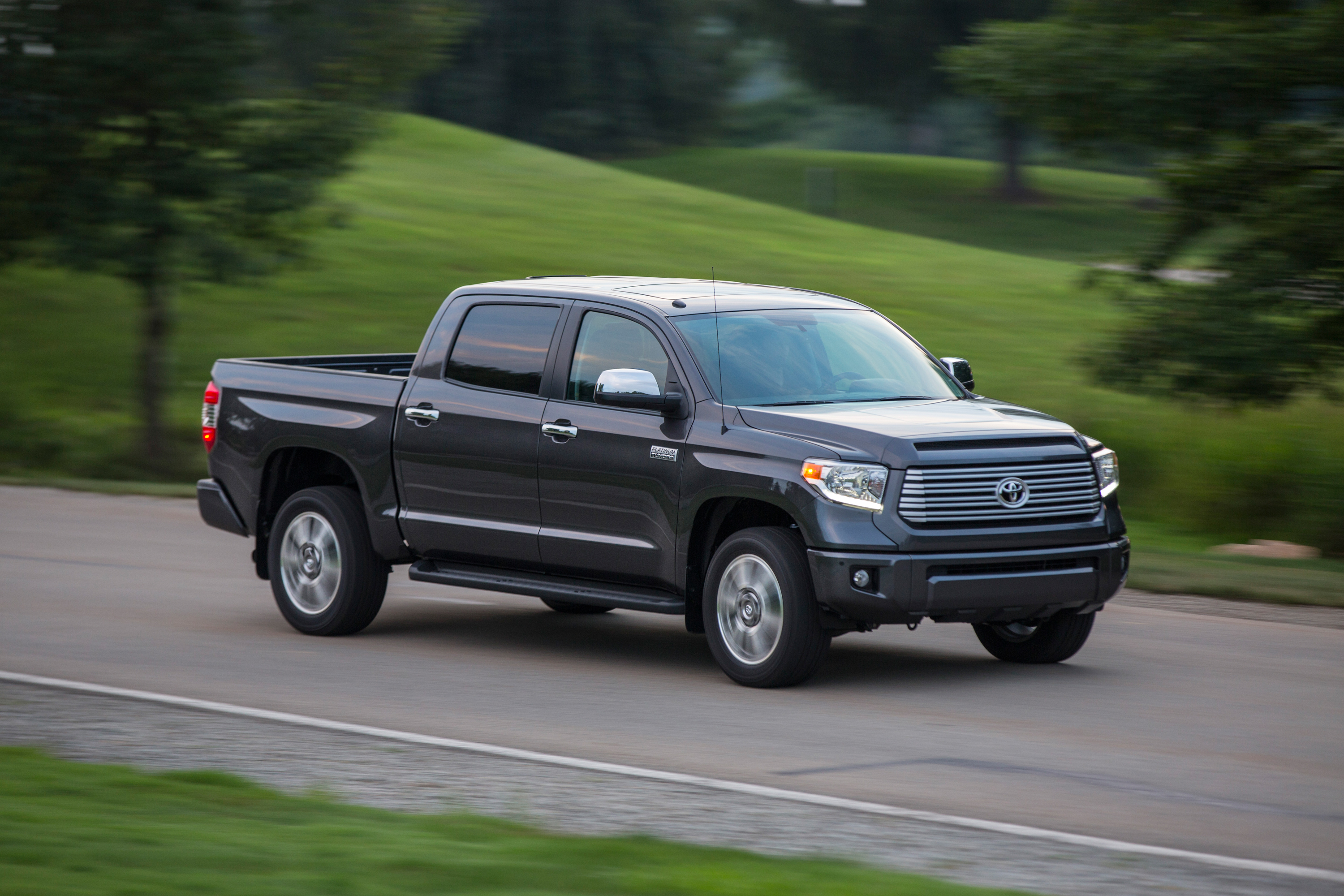 As Big As Texas The Toyota Tundra Is Brawny Everywhere But Brainy And Comfortable Where It Counts Toyota Usa Newsroom