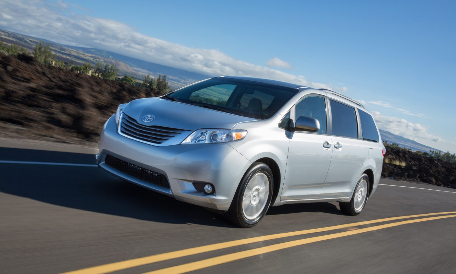 2017 Toyota Sienna Product Information