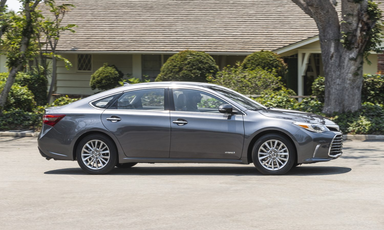 Toyota Avalon: A Paragon of Premium Level Value, Now Advancing the Cause With Standard Toyota Safety Sense P