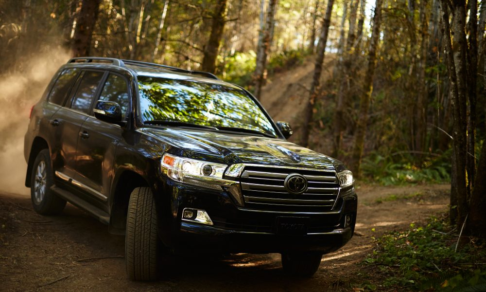 2017 Toyota Land Cruiser Product Information