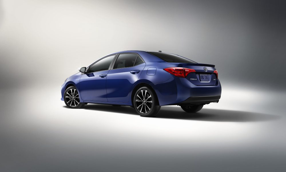 2017 Toyota Corolla Product Information