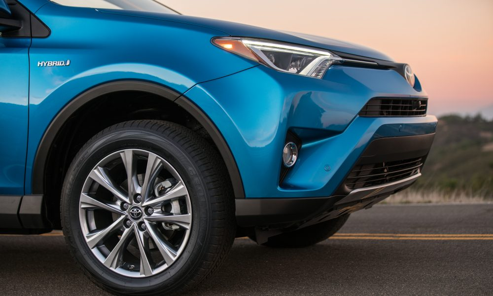 2017 RAV4 Hybrid Product Information