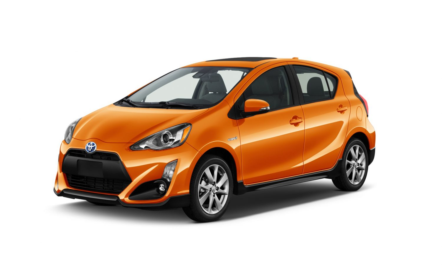 2017 Toyota Prius c: Sportier Styling with Added Safety Technology
